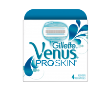 Gillette for Women Venus ProSkin 4er Klingen