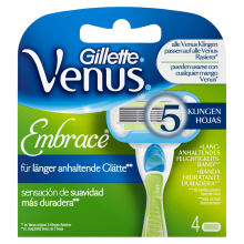 Gillette for Women Venus Embrace Systemklingen 4er (4 St.)