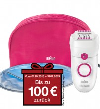 Braun Silk-épil 5 Legs Young Beauty Epilierer 5185