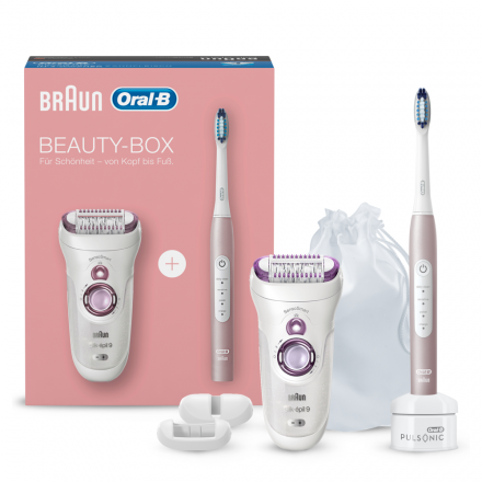 Braun & Oral-B Beauty Box