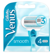 Gillette for Women Venus Smooth Systemklingen 4er