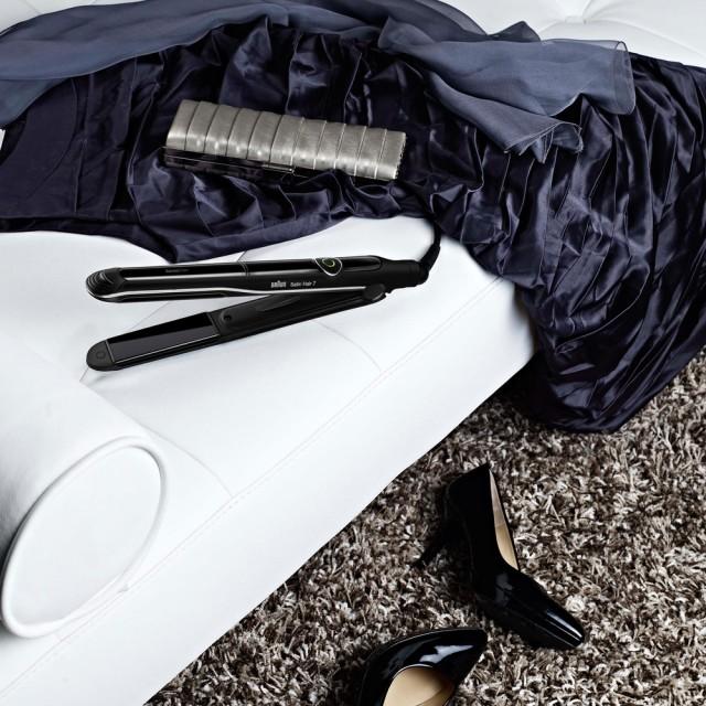 Braun Haarglätter Satin Hair 7 Straightener ST 780 Glatteisen